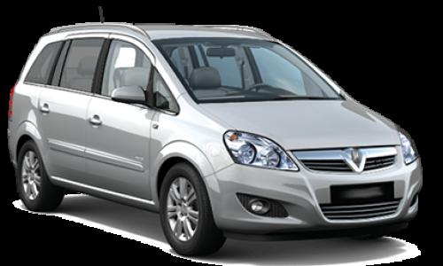 Opel Zafira (2009)